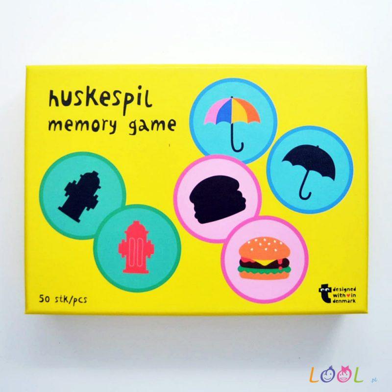 Gra memory - obrazki i cienie
